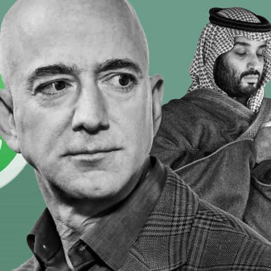 Jeff Bezos'un telefonu Prens Selman'dan gelen mesajla hacklendi