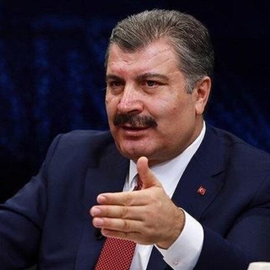 Sağlık Bakanı Koca'dan 'grip' açıklaması: Herhangi bir ilaç sorunu yok