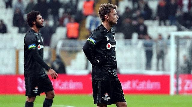 Beşiktaş'ta kriz bitmiyor