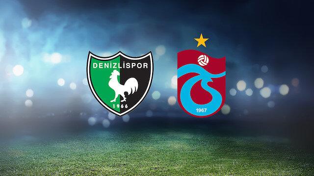 Denizlispor-Trabzonspor