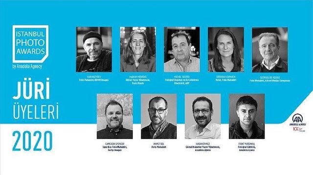 """الكشف عن لجنة تحكيم مسابقة """"جوائز إسطنبول لأفضل صورة"""" 2020"""