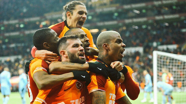 Galatasaray-Çaykur Rizespor: 2-1