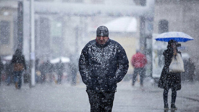 تحذيرات هامة بسبب تساقط الثلوج في إسطنبول وهذه الأماكن التي ستتساقط فيها الثلوج