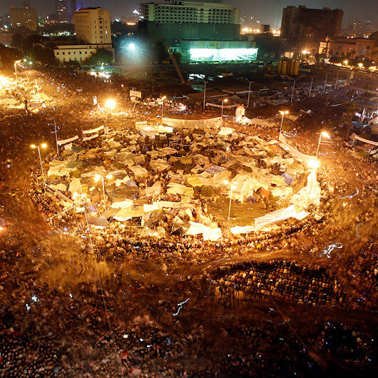 9 years after Egypt's uprising, change remains elusive