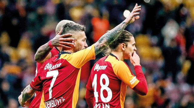 Galatasaray kupada yola devam