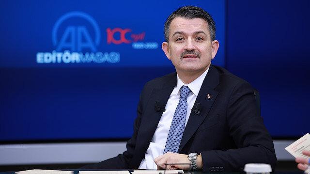 وزير الزراعة التركي: 96% من احتياجات تركيا من البذور تلبى محليًّا
