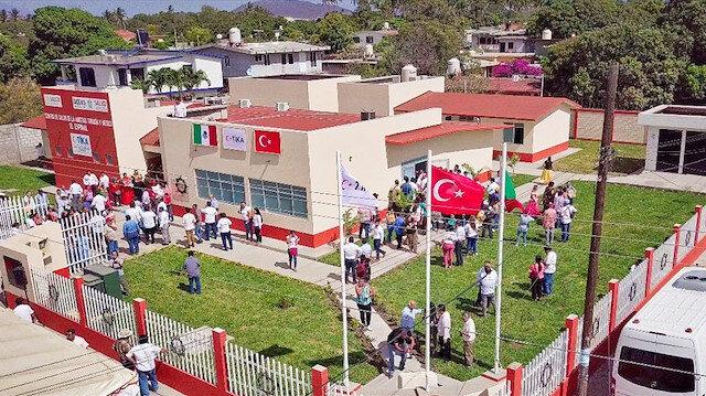 تيكا تنفذ 50 مشروعًا في المكسيك منذ 2016