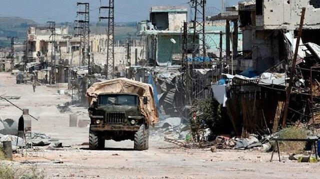 قوات النظام السوري تسيطر على قريتين بريف إدلب