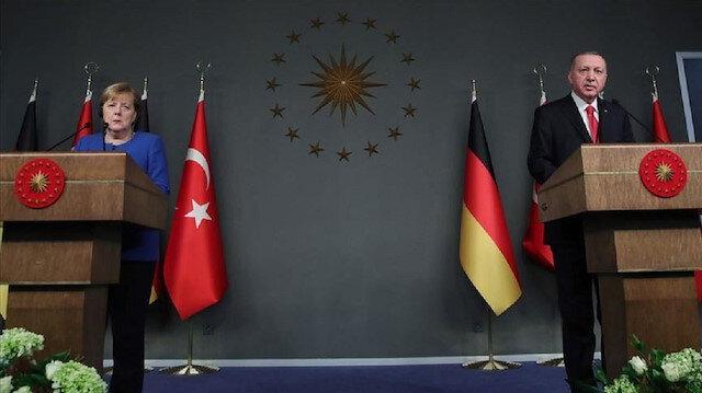 أردوغان: تركيا وألمانيا تحملتا الجزء الأكبر من أعباء الهجرة