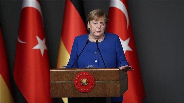 ميركل: الاتحاد الأوروبي سيقدم دعما جديدا للاجئين في تركيا