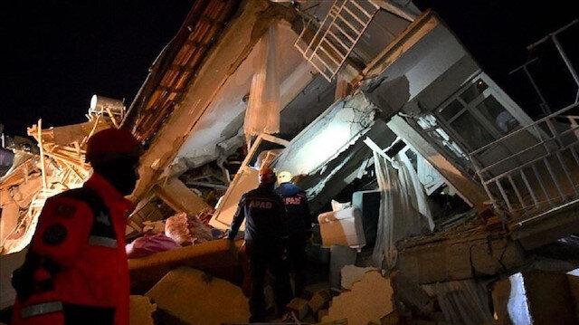 صويلو: أعمال البحث مستمرة للعثور على 30 مفقودًا جرّاء الزلزال