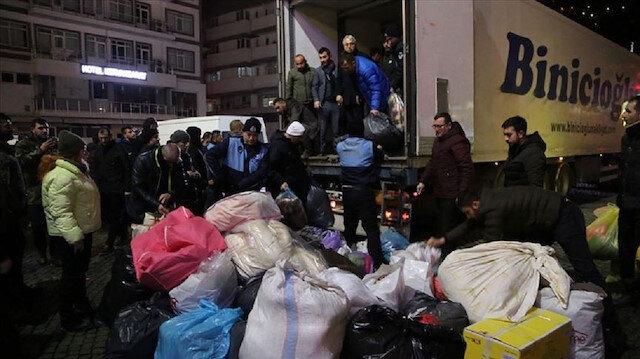 أمينة أردوغان تنشر رسالة لمؤازرة متضرري زلزال