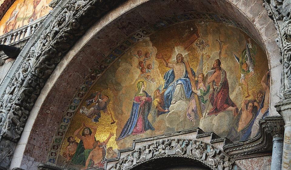 'Altın kilise'