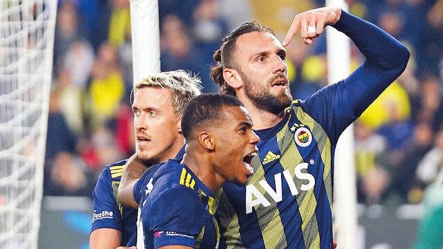 Fenerbahçe'den güç gösterisi