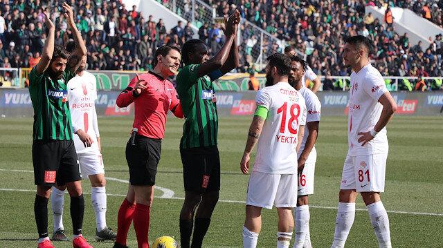 Antalyasporlu futbolculardan 'fair-play'e aday hareket