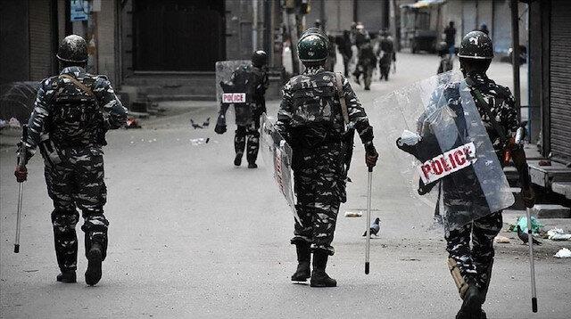 Gunfight in Kashmir kills 3 militants
