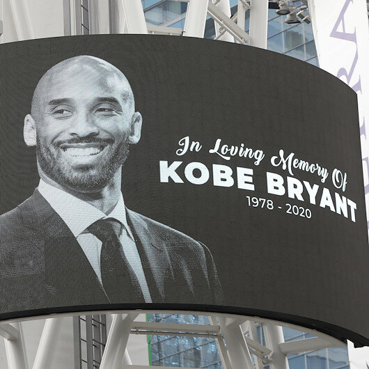 NBA great Kobe Bryant and daughter among 9 killed in helicopter crash near Los Angeles