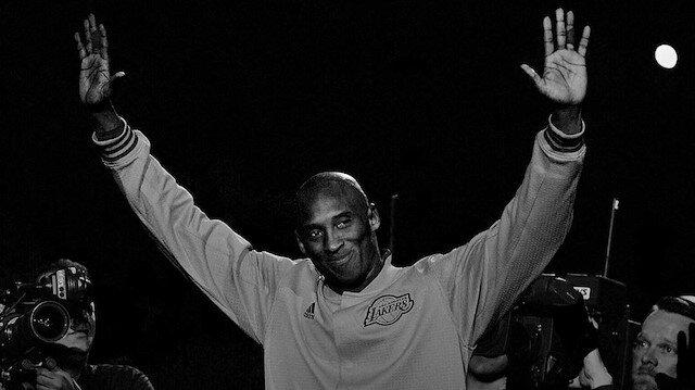 Spor dünyası Kobe Bryant'ın hayatını kaybetmesi sonrasında yasa boğuldu