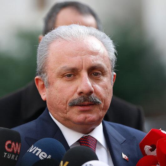 Turkish parliament to condemn US' Israel-Palestine plan