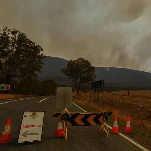 Avustralya yangınlardan dolayı başkent Canberra'da acil durum ilan edildi