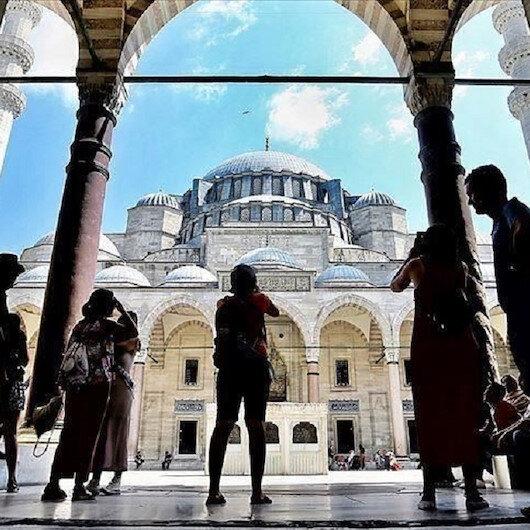 إسطنبول تستقبل نحو 15 مليون سائح في 2019