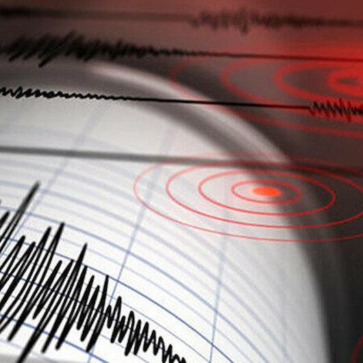 Marmara'da 3.5 büyüklüğünde deprem