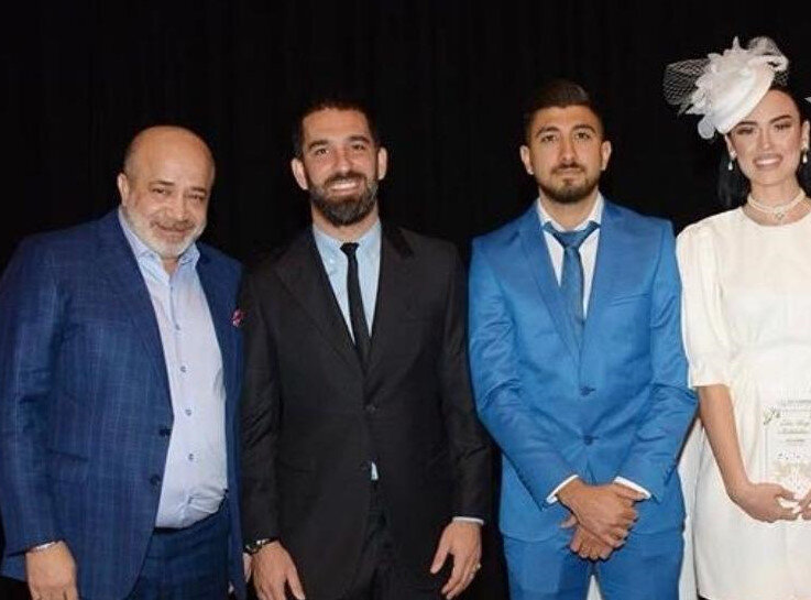 Emre Uğur Uruç'un nikah töreni