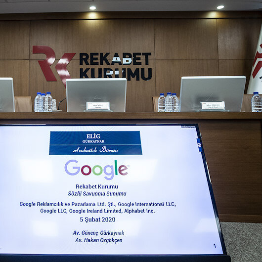 Google mounts defense at competition board after law violation in Turkey