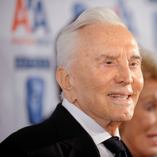 Hollywood legend Kirk Douglas dies aged 103