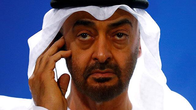 Abu Dhabi's Crown Prince Mohammed bin Zayed al Nahyan