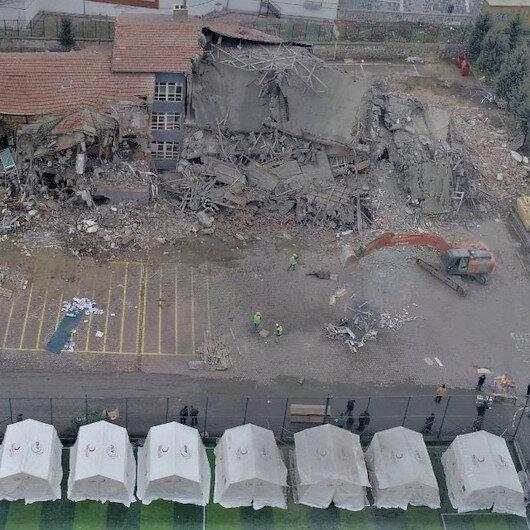 Elazığ il geneli ve Malatya'nın 3 ilçesinde okulların açılma tarihi 17 Şubat'a ertelendi