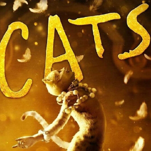 'Cats' and its furry stars nominated for Razzie worst film awards