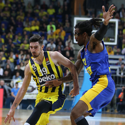 EuroLeague: Maccabi FOX beat Fenerbahce Beko