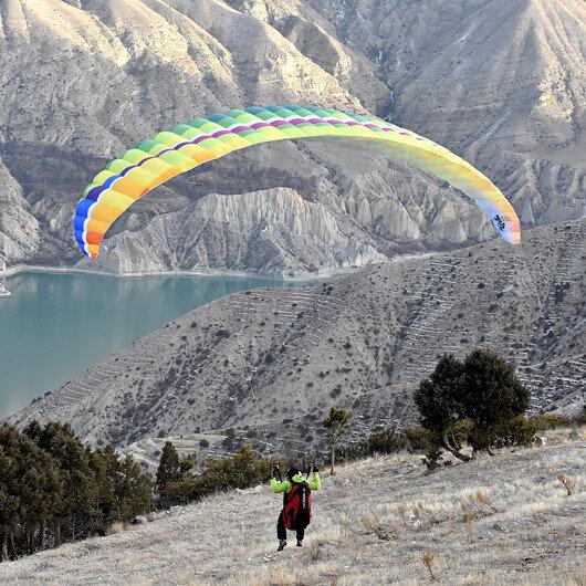 """مغامرة فريدة بين أحضان الطبيعة الساحرة في """"أوزون دره"""" التركية"""