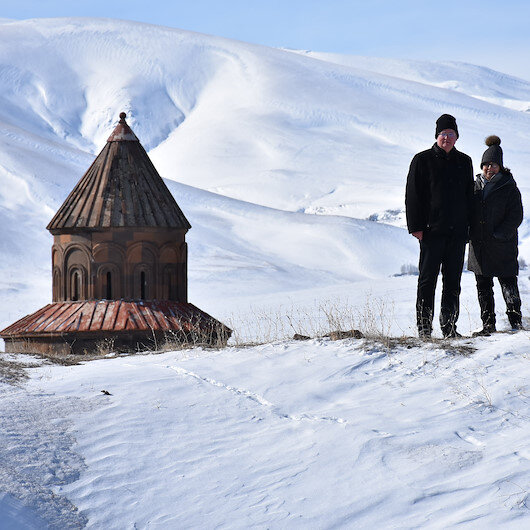 """سفراء أوروبيون يلتقون في """"مهد الحضارات"""" بقارص التركية"""