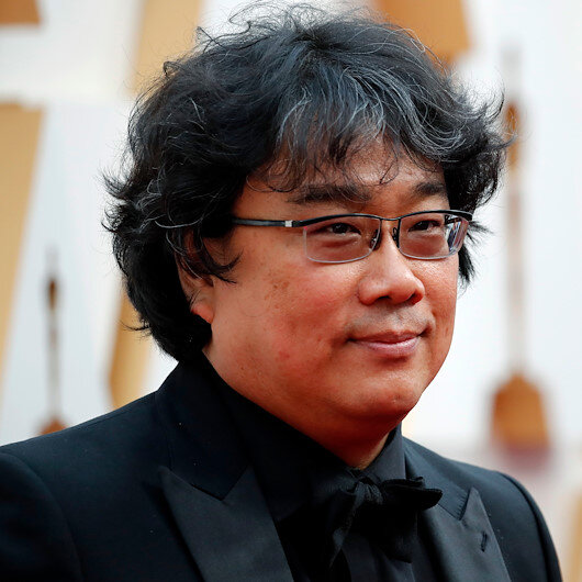 'Parasite' from South Korea makes Oscars history with best picture win