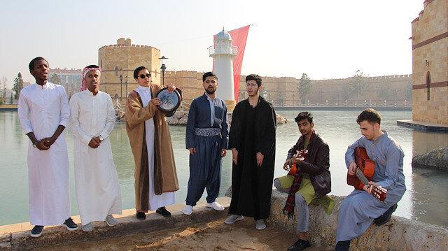 قونية التركية.. طلاب من مختلف الجنسيات تجمعهم الثقافة والموسيقى