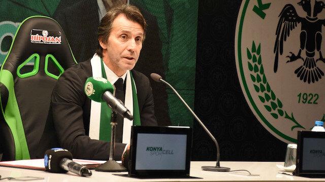 Bülent Korkmaz son olarak Antalyaspor'da görev yapmıştı.