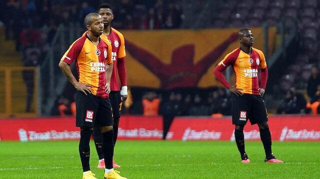 Galatasaray, Alanyaspor'u 3-1 yendi ancak deplasman kuralıyla kupaya veda etti.