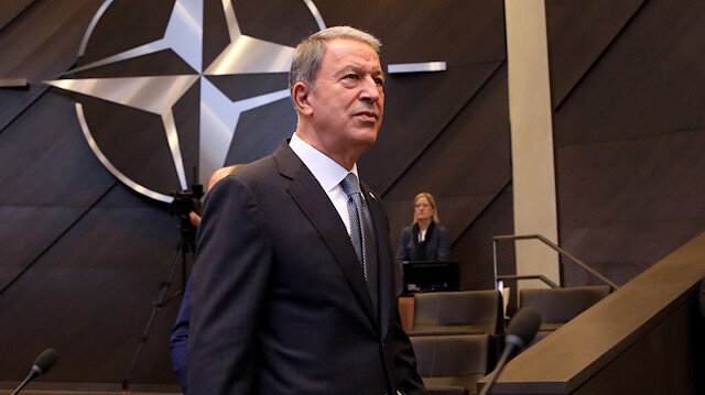 NATO Defense Ministers meeting in Brussels