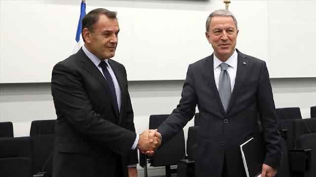 اجتماع عسكري تركي يوناني بأثينا الأسبوع المقبل