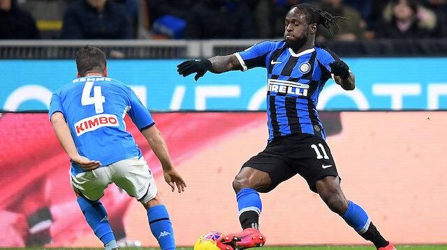 Fenerbahçe'nin eski futbolcusu Moses, Napoli karşısında 74 dakika görev aldı.
