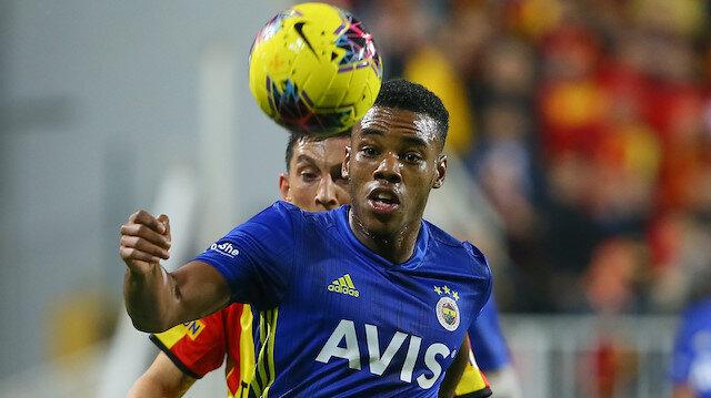 Garry Rodrigues, Galatasaray derbisinde forma giyemeyecek.