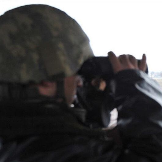 Milli Savunma Bakanlığı: 3 PKK/YPG'li terörist daha teslim oldu