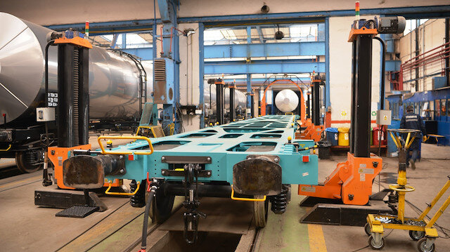 Freight vehicles produced in Turkey are highly sought after in European markets