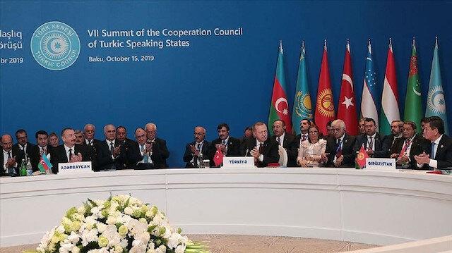 زعماء المجلس التركي يعقدون قمة 2020 في تركستان الكازاخية