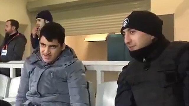 Beşiktaş maçında <br>ağlatan görüntü