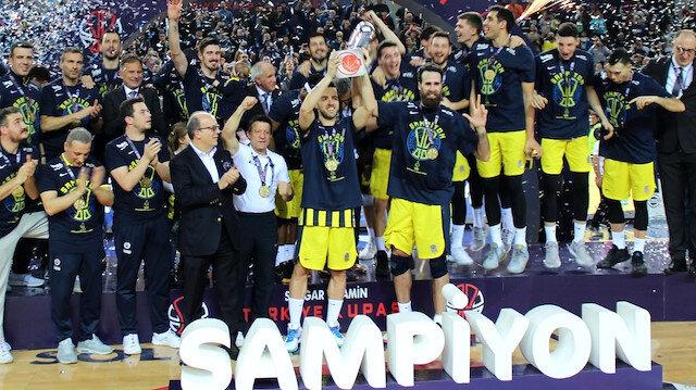Fenerbahçe Beko şampiyon
