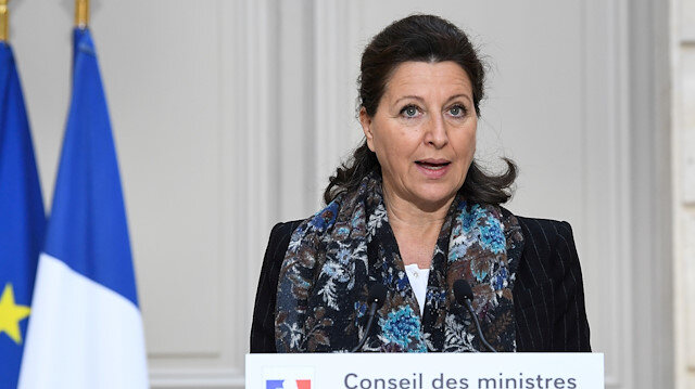French Health and Solidarity Minister Agnes Buzyn
