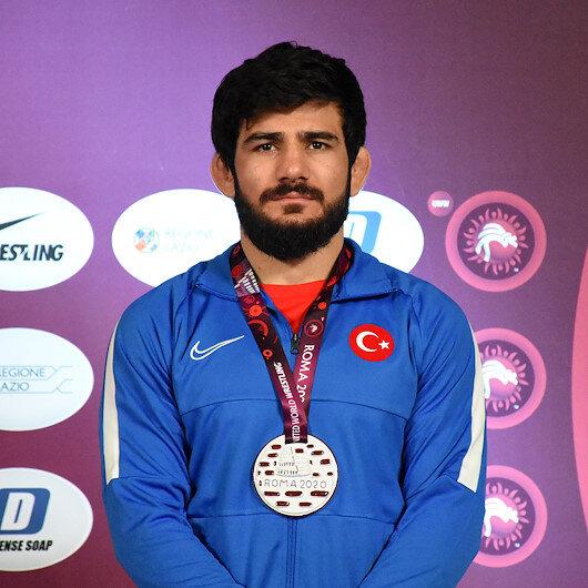 تركيا تحرز برونزية جديدة في بطولة أوروبا للمصارعة الحرة